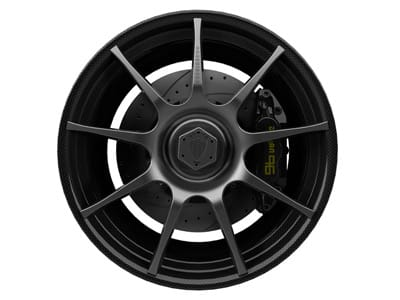 Koenigsegg Carbon Wheel
