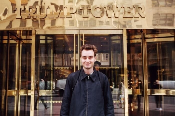 Trump Tower in 2000