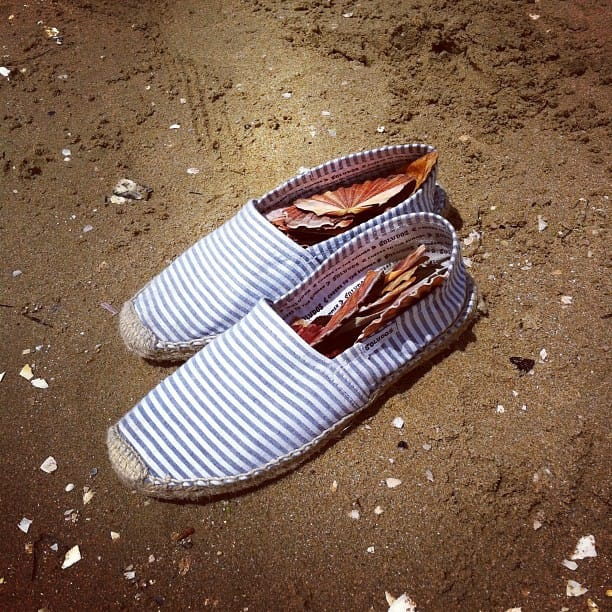 Shell shoes