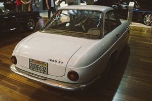 OSCA 1600 GT Fissore