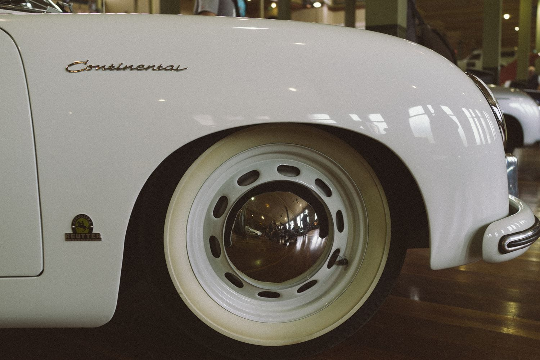 Porsche 356 'Continental'