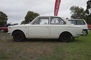 Toyota Corolla (E10)