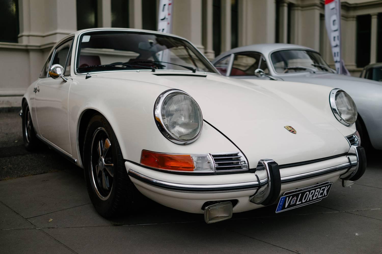 Porsche 911 yum