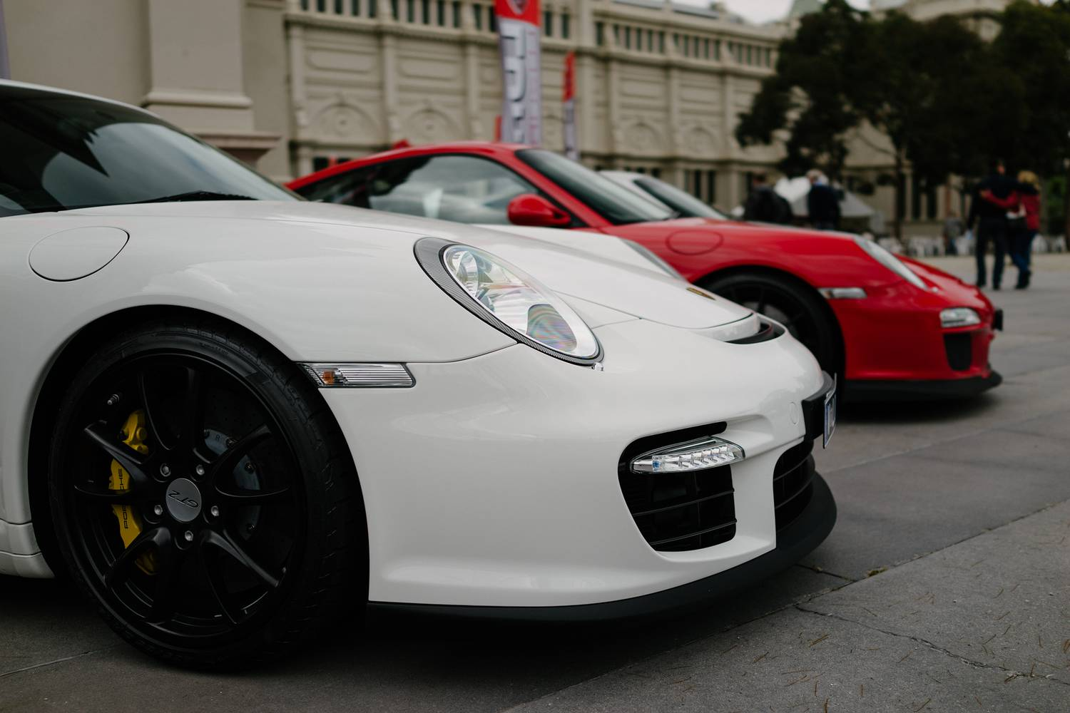 GT2 and GT3 RS