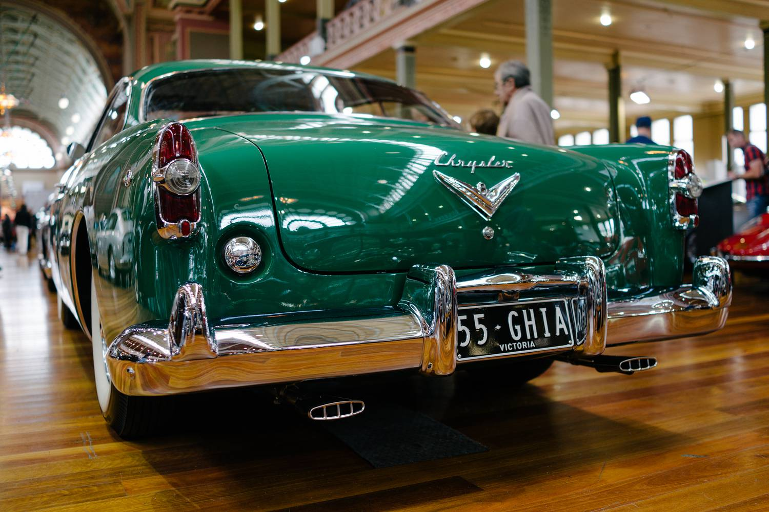 Chrysler Ghia ST Special Coupe